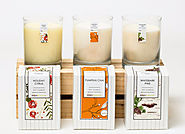 Seasonal Soy Candles - Bright Endeavors