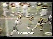 USC vs UCLA 1967 - OJ Simpson 64 Yard TD
