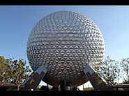 Spaceship Earth-Epcot Walt Disney World