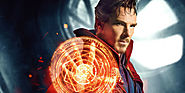 It'll be interesting to see Benedict Cumberbatch as Doctor Strange