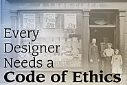 Every Designer Needs a Code of Ethics
