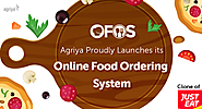 Agriya Proudly Launches its New Online Food Ordering Software – Just Eat Clone