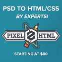 Pixel2HTML - PSD to HTML/CSS by Experts!