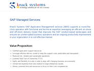 SAB Managed Services by Knack Systems