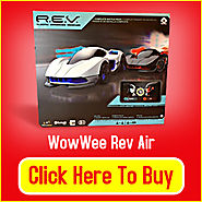 Radio Contolled Toy Car and Drone Combo Gift Idea - Kims Five Things