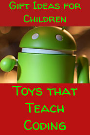 Toys That Teach Coding Gift Ideas for Children - Kims Five Things