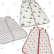 Shop Muslin Sleep Sacks Swaddle Collection at Little West Street