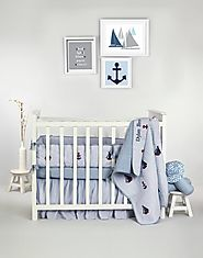 Shop Baby Bedding Luxury Collections at Little West Street