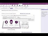 OneNote Class Notebook - Distributing a New Notebook Section to Students