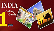 A trusted and authentic calling card service from the USA to India