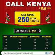 Amantel Special Offers For Kenya