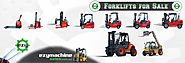 Online Offering New and Used Forklifts for Sale