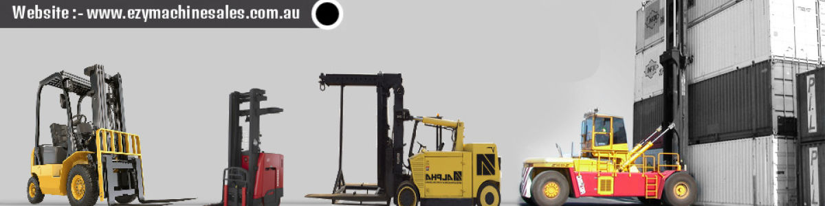 Headline for Forklifts For Sale - New & Used Forklifts