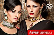 Advertising shoot for SRS jewelry brand. -