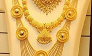 Gold Jewellery Latest Indian Jewelry - Jewellery Designs