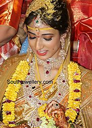Top 9 South Indian Wedding Jewellery Trends - Jewellery Designs