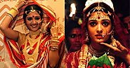 Traditional Bengali Gold Wedding Jewellery - Part I
