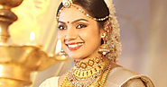 kerala wedding jewellery collection