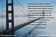Famous Travel Quote by Jack Kerouac - Quotes On Travel