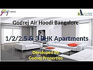Godrej Air Hoodi Bangalore Contact @ 8884747474