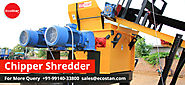 Garden Chippers Shredders Mulchers - EcoStan