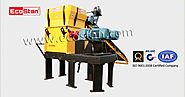 Heavy Duty Four Shaft Shredder Machine