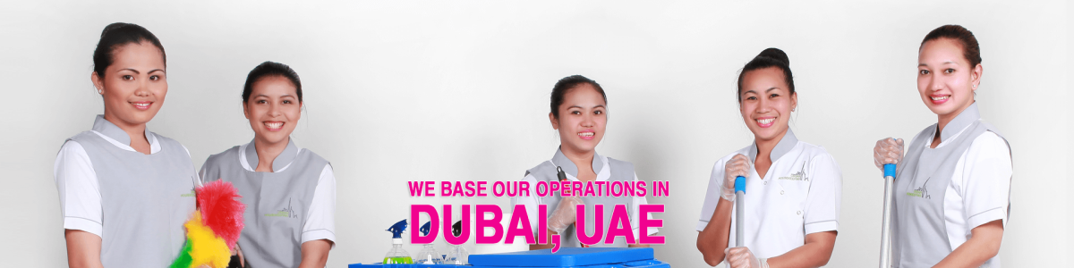 Headline for Cleaning companies in Dubai | Maid Agency Services Dubai