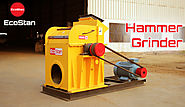 Hammer Grinder and Crusher | EcoStan