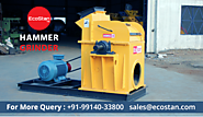 Hammer Mill Grinder at Reasonable Price - EcoStan