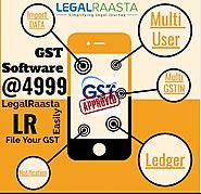 GST Software for Business, CA & enterprises | GST Billing | GST Accounting Software