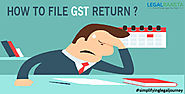 GST Return Filing online | Learn how to file GST return | Easy software for GST