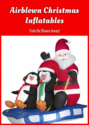 Airblown Christmas Inflatables: Yule Be Blown A...
