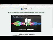 Add Voice Notes in Google Drive