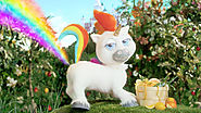 Squatty Potty's Pooping Unicorn Is Back With a Hilarious, Malodorous Sequel Indeed