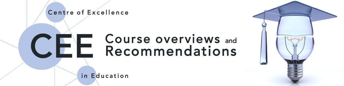Headline for CEE Course Overviews and Recommendations