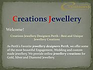 Best diamond ring Perth | diamond jewellery Perth - Creations Jewellery