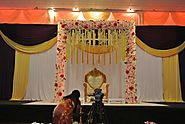 Fresh Flower Mandap