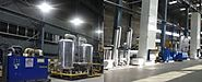 Oxygen Gas Manufacturing Plant