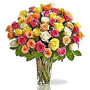 Online Mixed Flowers Delivery in Dubai, Sharjah