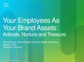 Your employees as your brand ambassadors