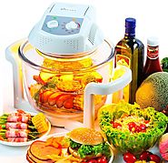 Why Choose A Halogen Oven?