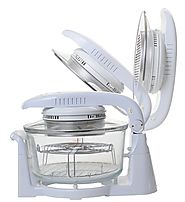 Halogen Oven With Hinged Lid - Great Gift Ideas