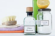 6 Homemade Cleaning Recipes for a Sparkling Home