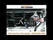Motorhome hire and campervan rental southampton - Call 0238 000 0758 - YouTube