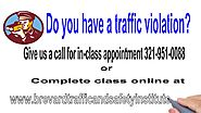 Brevard Traffic School Melbourne, FL - 321-863-5407