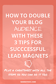Lead Magnets | How To Create A Successful Lead Magnet – MarketDoc