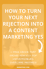 Blogger Outreach: How To Turn Your Next Rejection into A Content Marketing YES – MarketDoc