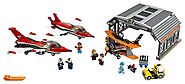 LEGO City Airport Air Show Building Kit