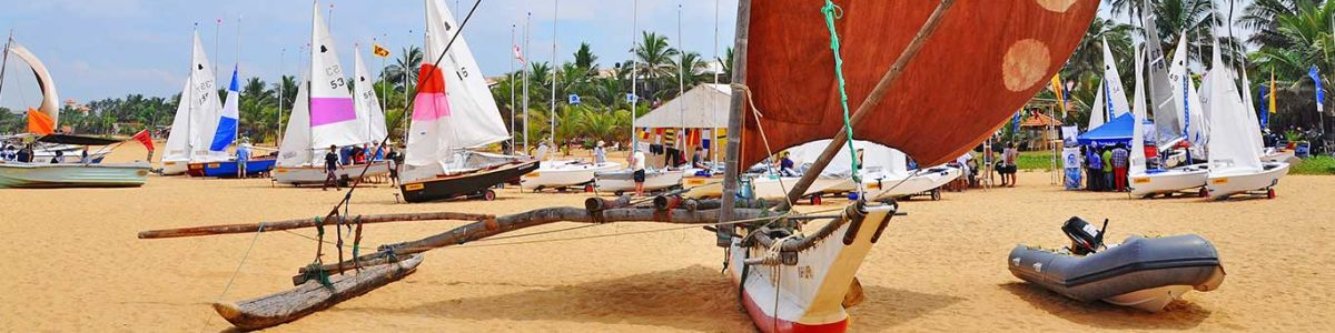 Headline for Things to do in Negombo – Sleepy Fisher Village, Charming Colonial Town