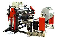 Slitter Rewinder Machine, Hi-Speed Slitting Machine Manufacturer